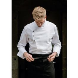 Kuchařský rondon Emanuel bílý Giblor's
