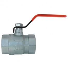 "ADVANCE 29206 Guľový ventil na vodu F/F 1.1/2"", DN 40, PN 25, hliníková páka"