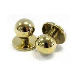 Knoflíky do rondonu zlaté