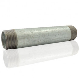 """HD - Pozink. predĺženie M/M 1/2""""x130mm, B5103130"""