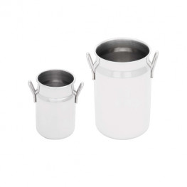 Mini konvica na mlieko Stalgast® - 0,6 l