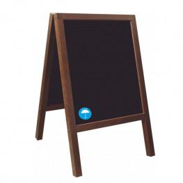Samostojaca tabuľa 100x60 cm - masív