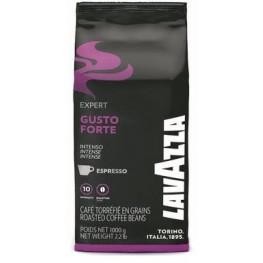 Lavazza Gusto Forte, zrnková káva, 1 kg