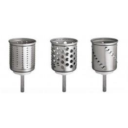 KitchenAid Doplnkové bubny pre Strúhač MVSA