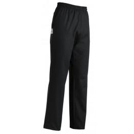 Kuchařské kalhoty černé