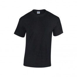Kuchárske tričko BIG BOY - čierne (veľkosti 3XL až 5XL)