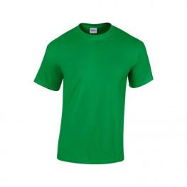 Kuchařské tričko BIG BOY - zelené (Irish) - velikosti 3XL až 5XL