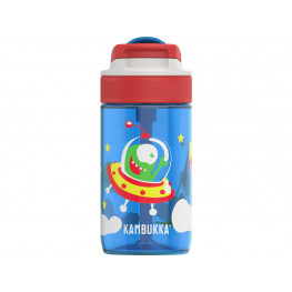 Kambukka Zdravá fľaša pre deti Lagoon 400 ml - Happy Alien