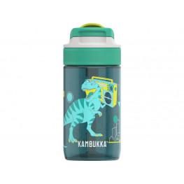 Kambukka Zdravá fľaša pre deti Lagoon 400 ml - Urban Dino