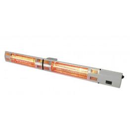 Ohrevná lampa nástenná s diaľkovým ovládaním 105 x 9 x 10 cm