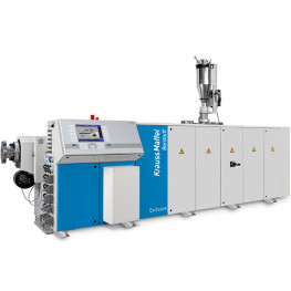 Twin-screw Extruders KraussMaffei KMD-xx-32P
