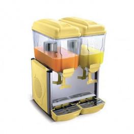Chladený podávač džúsov - 2 x 12 litrov
