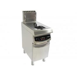 Plynová fritéza digitálna Elframo® 12 l 10 kW