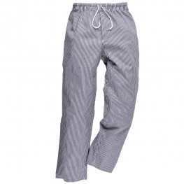Pánske kuchárske nohavice - vzor Pepito