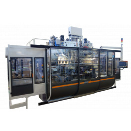 Extrusion Blow Moulding Machine Plastiblow PB12