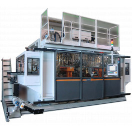 Extrusion Blow Moulding Machine Plastiblow PB22