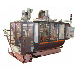 Extrusion Blow Moulding Machine Plastiblow PB3