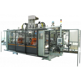 Extrusion Blow Moulding Machine Plastiblow PB30