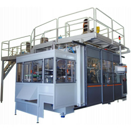 Extrusion Blow Moulding Machine Plastiblow PB35