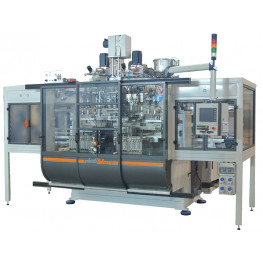 Extrusion Blow Moulding Machine Plastiblow PB6