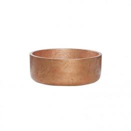 Rough Ethan M metalic copper medena 29/11 cm