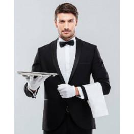 Bílý príručník pro číšníky