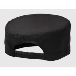 Kuchárska čiapka UNISEX - čierna