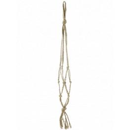 Rope for hanger (Lanko macrame) na priemer rastliny 15-22 cm, dĺžka 70 cm