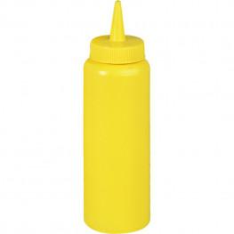 Nádoba na omáčky 0,7 l, žltá
