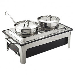 E-Chafing dish na polievky