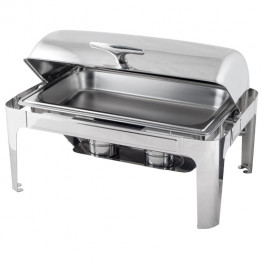 Chafing Dish Roll Top ELEGANCE 180°