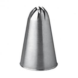 Kovová koncovka 0,8 cm