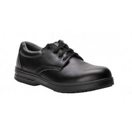 Steel ™ bezpečnostní obuv s tkaničkami
