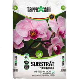 Substrat na orchidee 5L