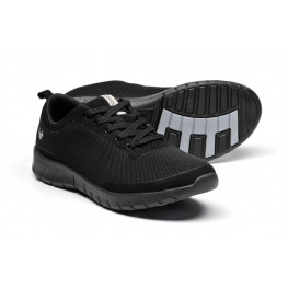 ALMA BLACK profesionální pracovní obuv černá