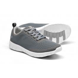 ALMA GREY profesionální pracovní obuv šedá