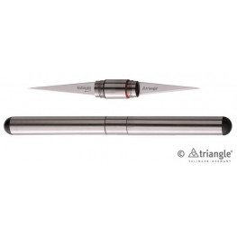 Thajský nôž Triangle profesionálny obojstranný  ohybný