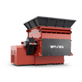 Shredder Weima WLK 15 JUMBO