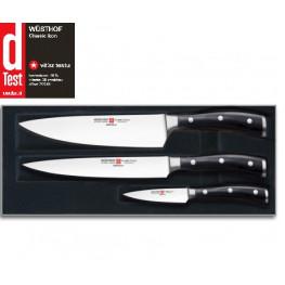 Wüsthof Sada 3 ks nožov CLASSIC IKON 9601