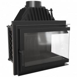 KRATKI - Krbová vložka SIMPLE M teplovzdušná 8 kW BS pravá
