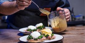 Raňajky kráľov s Petrom Vargom: Vajíčka Benedikt