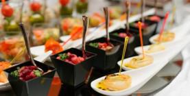 Gastronomické trendy v cateringu na rok 2018