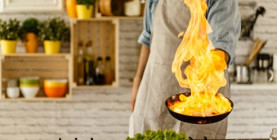 FLAMBOVANIE – oheň, ktorý dodá jedlám punc exkluzivity