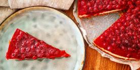 Peter Varga: Tvarohový cheesecake s lesným ovocím