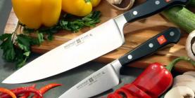 7 tipů, jak vybrat správný kuchyňský nůž