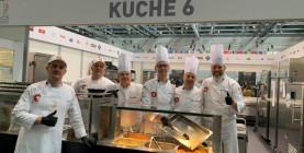 Mačanka, bryndza aj džatky – náš tím predviedol na Kulinárskej olympiáde v Stuttgarte slovenskú klasiku