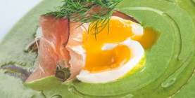 Janko Michna: Špenátová polievka so strateným vajíčkom