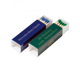 Krabičkové zápalky, obdĺžnikové MBX6