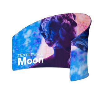 Textile Wall Moon