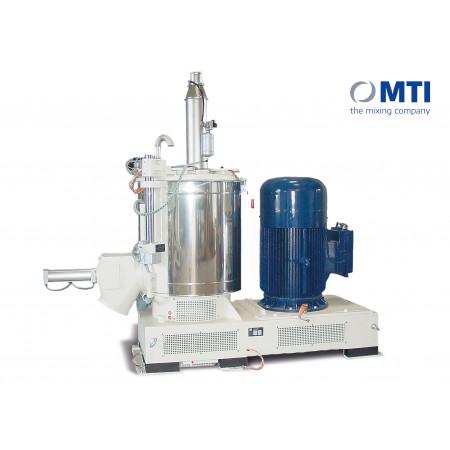 Vertikální turbomíchačka MTI High-Speed M